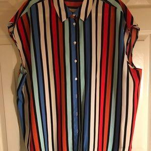 Madison curvy 3X blouse